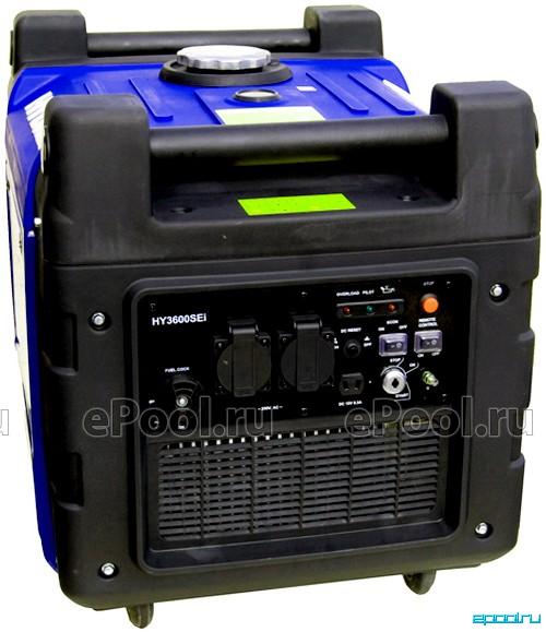 выбор бензиновый генератор hyundai hy 3600sei