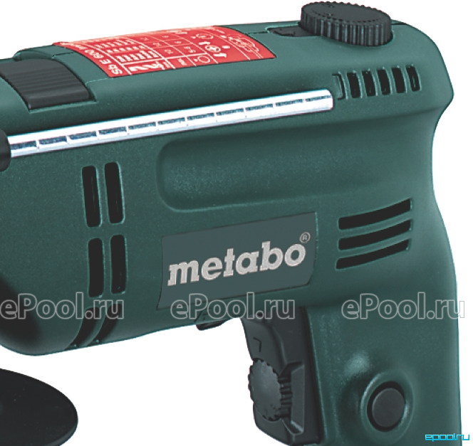 дрель метабо 600 цена