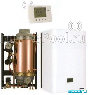 газовый котел Frisquet Hydromotrix инструкция - фото 7