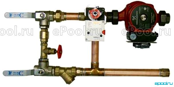 Смесительный узел теплообменника mst 80-6.3 цена пластинчатый теплообменник системы отопления нн цена
