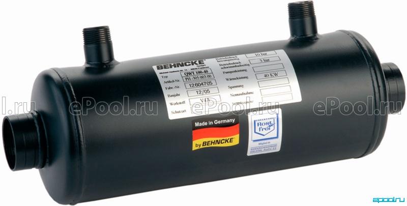 Кожухо-пластинчатый теплообменник Sondex SPS1201 Иваново