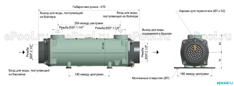 Теплообменник мощность 170 квт Теплообменник кожухотрубный (кожухотрубчатый) типа ККВ Орёл