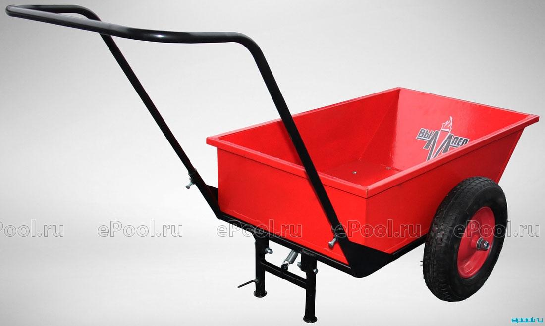 Садовая тележка тачка 2-колеса купить в спб шины 235 75 r17.5 купить в питер