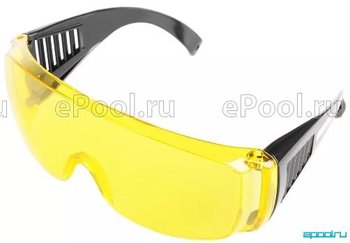 872f6982e6c4 Очки защитные Champion с дужками желтые, артикул C1008 купить в Москве    Интернет-магазин eGazon.ru