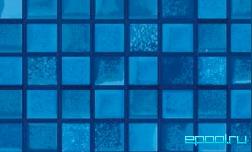 Морозоустойчивый бассейн Ibiza овальный глубина 1.2 м размер 7.0х3.5 м. мозайка