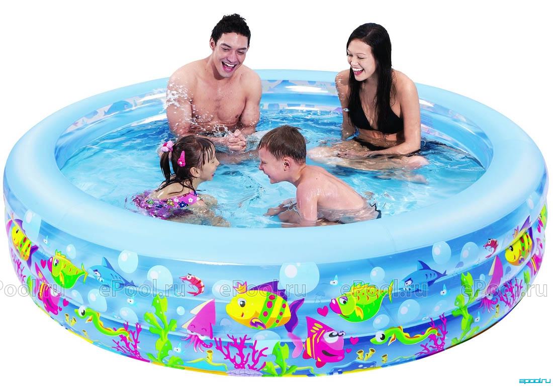 Детский бассейн Jilong Prompt Set Pool 898217