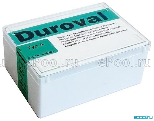 Тестер Dinotec для общей жесткости Duroval A, артикул 1410-155-00 купить в  Москве | Интернет-магазин Epool ru