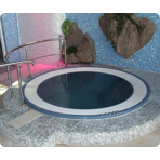 ���������� ��� ������� Jacuzzi Professional Alimia Experience 237x98 �� ���� White � ���������� �����