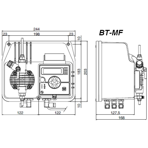 ���������� ����� ���������� Etatron BT MF 80 �/� - 1 ���