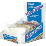 Mapei ������� � ������� Mapeglitter �202 burnised (�����), 0,1 ��